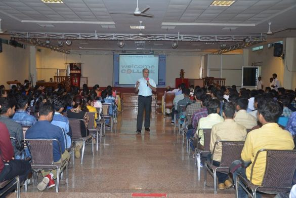 Arya College of Engineering and IT - Workshops are important for an Engineering Aspirant